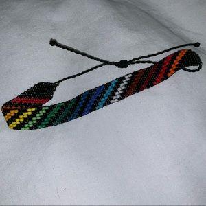 Other - 🌈Miyuki Beaded Adjustable Bracelet